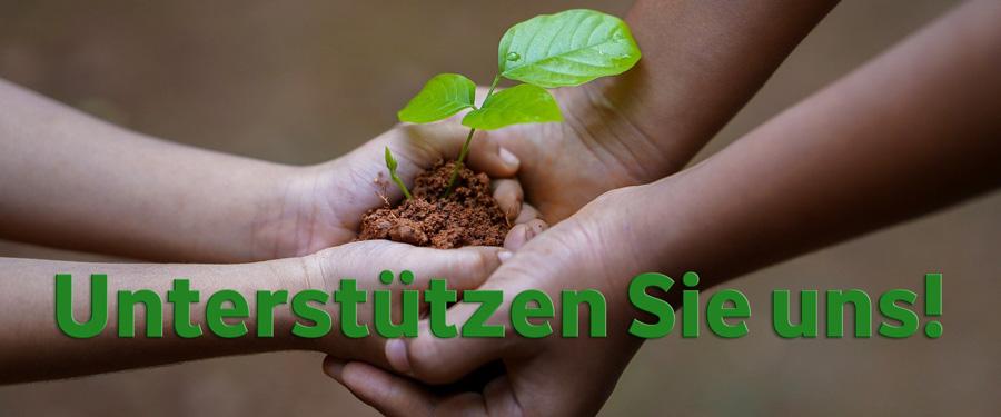 Machen Sie mit und werden Sie Teil der Bürgerinitiative