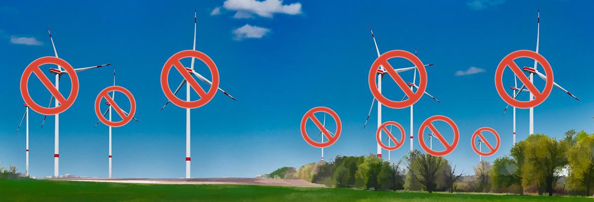 Windkraft nein danke